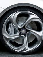 Mercedes Benz Concept Style alloy wheels