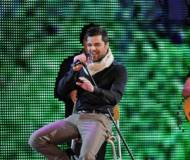 Ricky Martin in Madrid