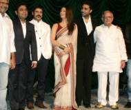 Aish at the launch of Bollywood film