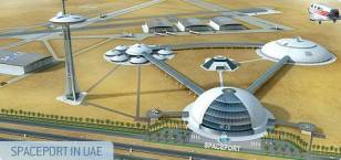 Space Adventures Plans $265 million Spaceport in UAE