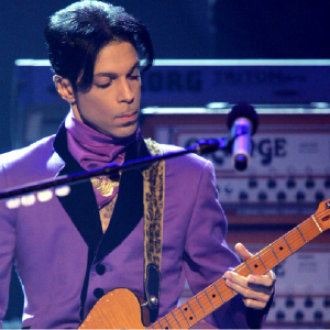 Famous musician, Prince on Richfiles