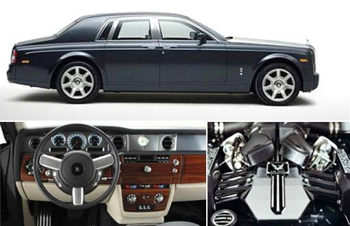 Rolls Royce Phantom Tungsten 101EX