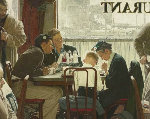 Norman Rockwell painting sets auction record for $46 million