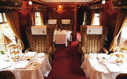 Orient Express Revives the Trend of Luxury Train Travel