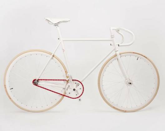 A.F.Vandevorst custom made Sleepstreet Bicycles for fashionistas