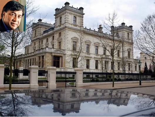 Lakshmi Mittal puts Palace Green property on the market with a $166 million price tag
