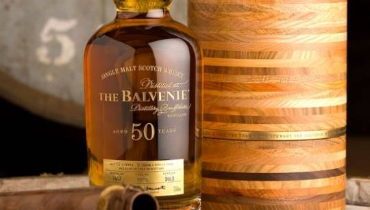 The Balvenie Fifty single malt Scotch whisky