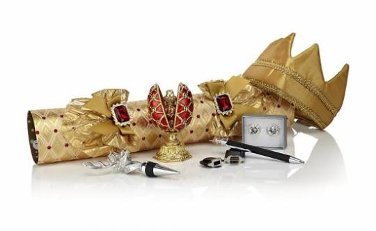 Romanov Luxury Christmas Crackers