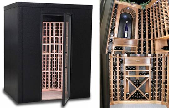 Winekeep wine lockers