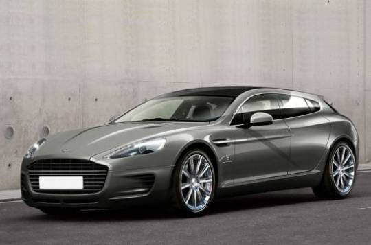 Bertone Aston Martin Rapide Jet 2+2 set to be unveiled at Geneva Motor Show