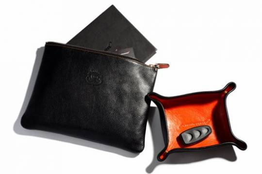 Ghurka For McLaren: Select leather accessories for McLaren drivers and aficionados
