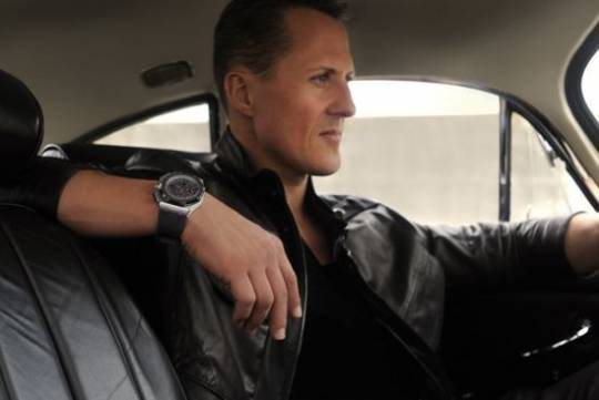 Audemars Piguet teams up with Michael Schumacher for The Special Edition Royal Oak Offshore