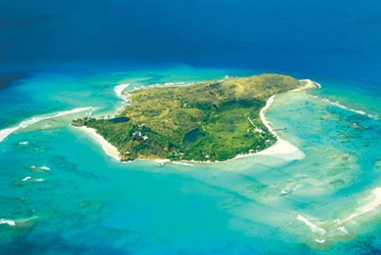 The Necker Island
