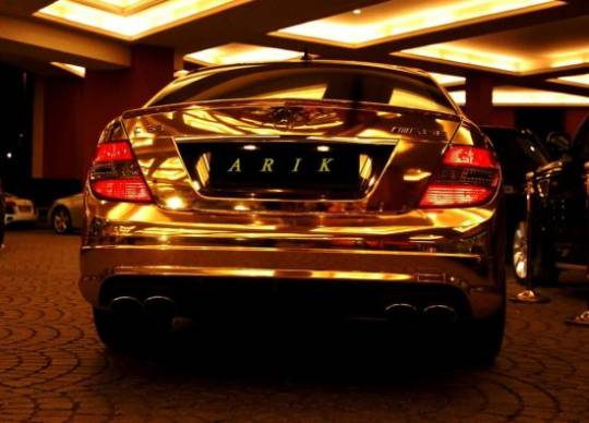 gold mercedes benz c63 amg 1 WVeoU 52
