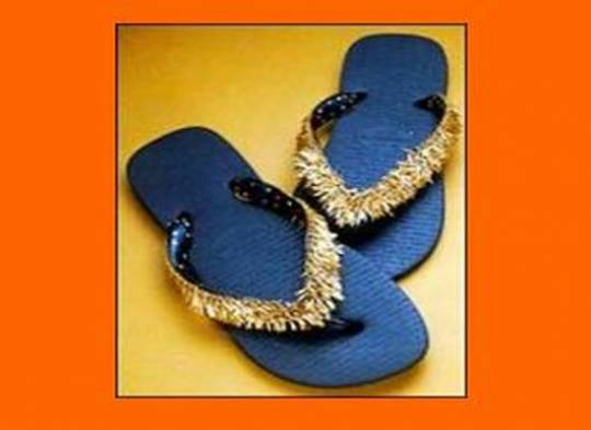 World's Most Expensive Flip Flops boast $18,000 a pair