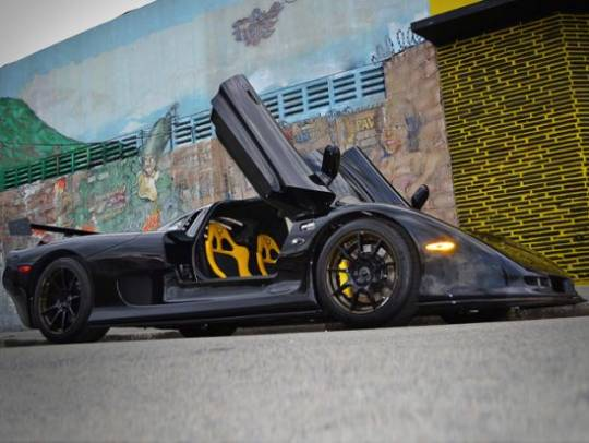 One-off Mosler RaptorGTR