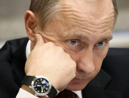 Vladimir Putin's Luxury Watch Collection worth millions of dollars