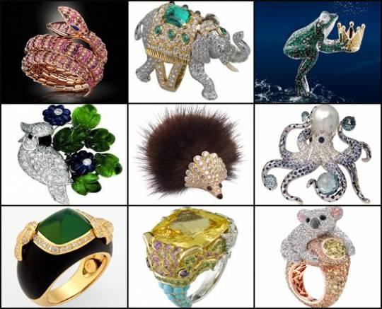 Most expensive diamond jewelry with fascinating design themes
