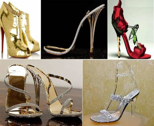 Most expensive shoes for women