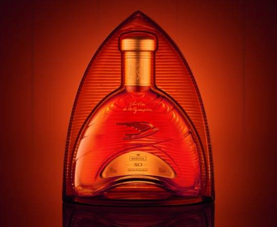 Martell XO Exclusive Architect Edition by Christian de Portzamparc