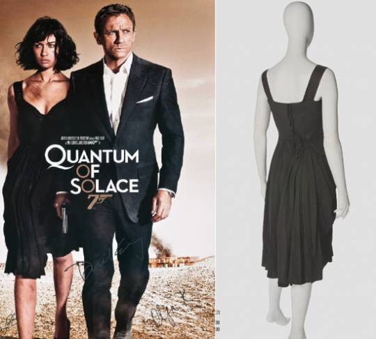 Prada Dress Quantum of Solace
