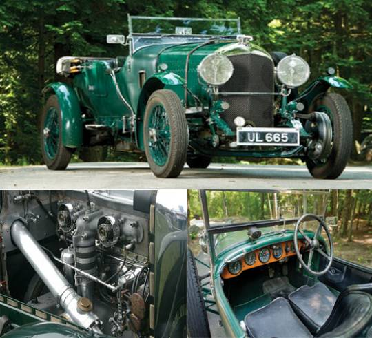 1929 Bentley Open Tourer