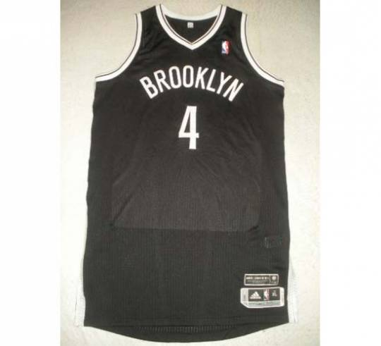 Jay-Z signed Nets jersey sold for $2,000 in charity auction