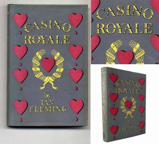 Ian Fleming's Casino Royale 1st edition