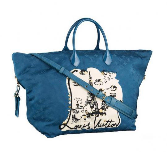 Monogram Nouvelle Vague Beach Tote