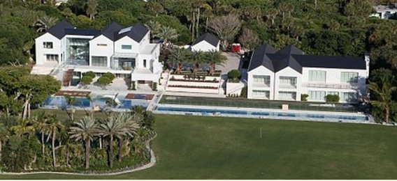 Jupiter island mansion