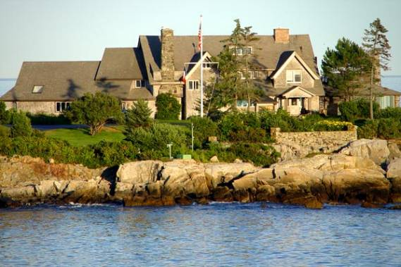 Kennebunkport home
