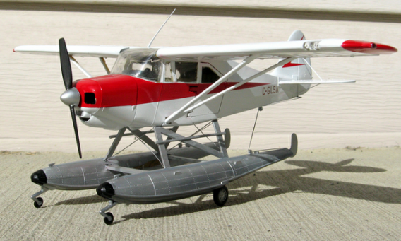 Private 1958 Piper float plane
