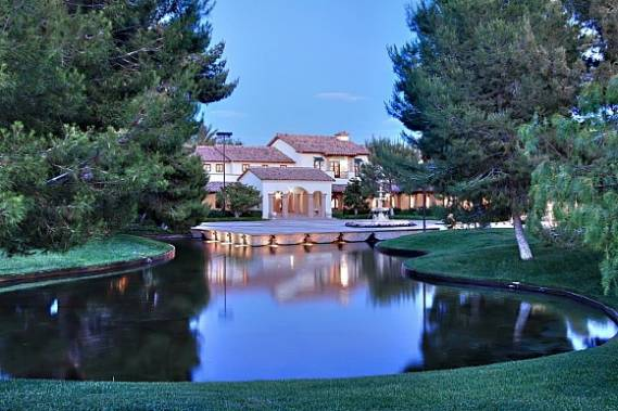 Sultan of Brunei's Las Vegas home