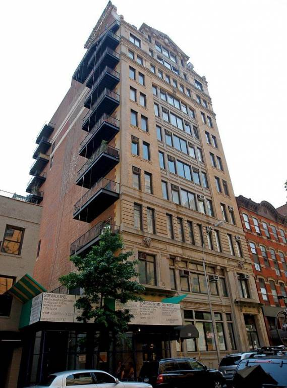 Tom Cruise's New York Condo