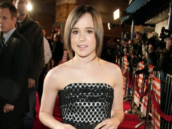 Ellen Page supports Food Bank For New York City