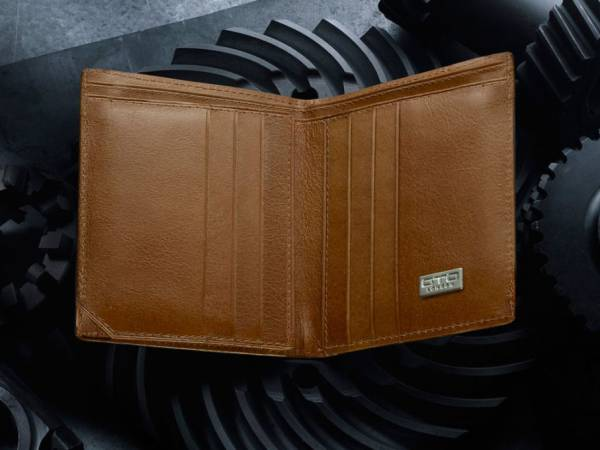 Handcrafted Leather wallet_1