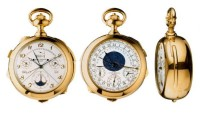 Sotheby's to auction world's most celebrated watch