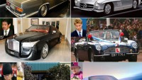 Royal families and their one-off cars