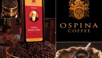 The ultra-premium Ospina Dynasty Coffee is for the connoiseurs