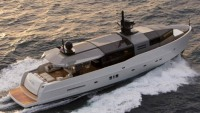 Arcadia 85 Superyacht – Symbolizing luxury eco-friendly cruising at sea