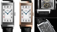 Limited edition Jaeger LeCoultre Reverso watches
