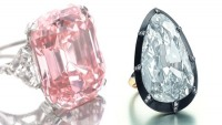 Sotheby's Hong Kong Magnificent jewels to auction rare Golconda diamond rings
