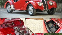Rare 1937 BMW 328 Frazer-Nash roadster goes on sale