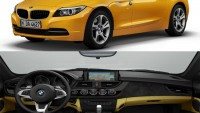Flame edition' 2012 BMW Z4 sDrive23i for China