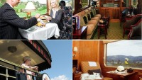 The Luxury Train Club promote private rail charter for the super rich