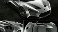 Limited edition Zenvo ST-1 super car goes on sale for $1.17 million