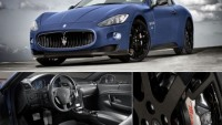 Maserati GranTurismo S Limited Edition for 150-years of a united Italy