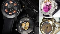 ARTYA brings in 3 new creations featuring Sun of a gun 'black' edition
