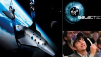 Ashton Kutcher set for space trip aboard Virgin Galactic spaceship