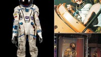 Space suit of Shannon Lucid to be auctioned at Bonhams' for $50,000